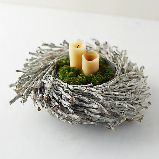View larger image of Rolled Branch Basket