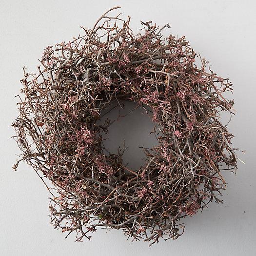 View larger image of Wild Bonsai + Reindeer Moss Wreath