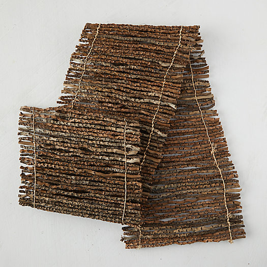 View larger image of Natural Date Palm Wood Runner