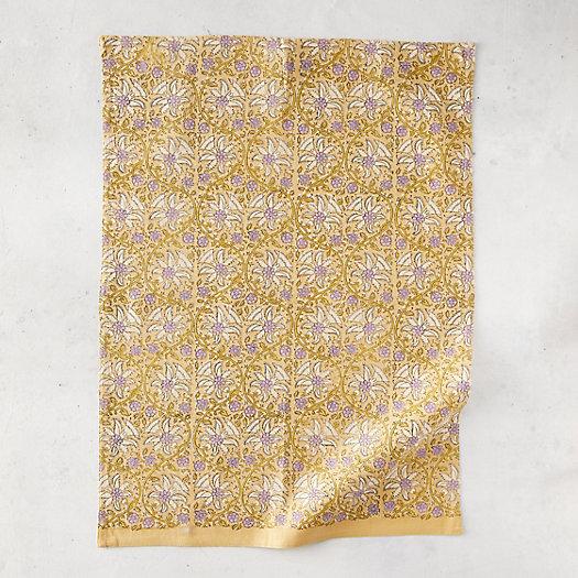 View larger image of Lavender Sun Cotton Tea Towel