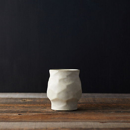 """View larger image of Ceramic Footed Pot, 7"""""""