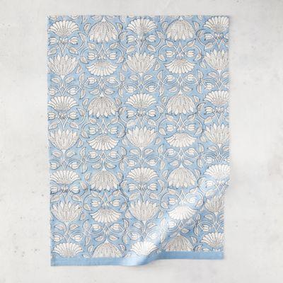 Sky Shell Cotton Dish Towel