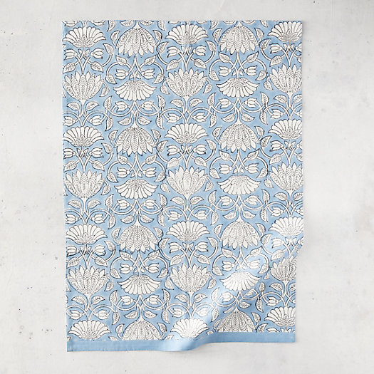 View larger image of Sky Shell Cotton Dish Towel