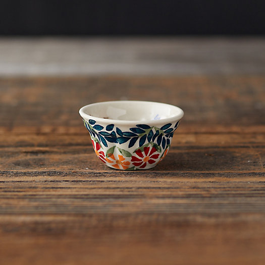 View larger image of Bloom Bouquets Ceramic Pinch Bowl