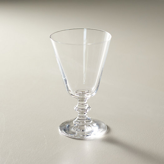 View larger image of Stacked Stem Glass Goblet