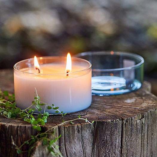View larger image of Glass Canister Candle, Sea Change