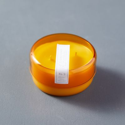 Glass Canister Candle, Cape Flower