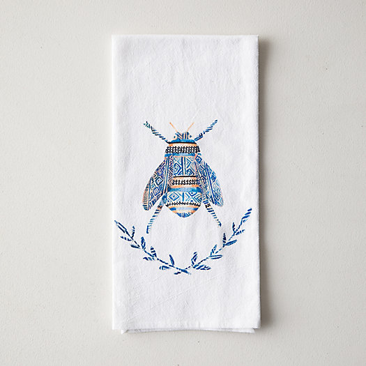 View larger image of Bee Dish Towel