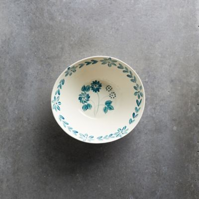 Blue Daisy Bowl, Small