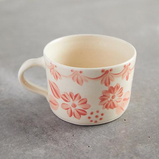 View larger image of Pink Daisy Mug