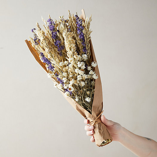 View larger image of Preserved Meadow Larkspur Bouquet