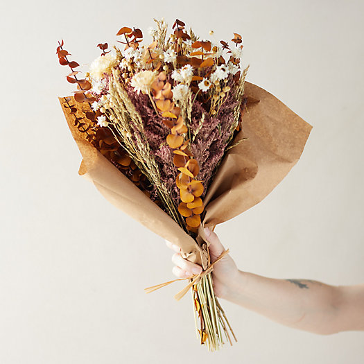View larger image of Preserved Golden Spring Bouquet