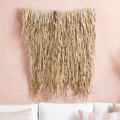 Palm Leaf Wall Hanging