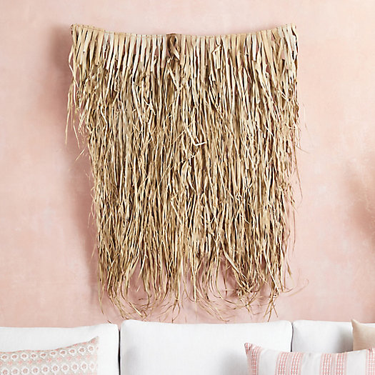 View larger image of Palm Leaf Wall Hanging