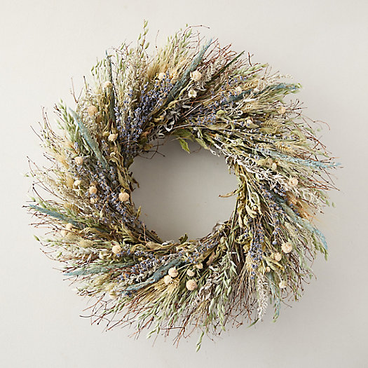 View larger image of Preserved Sunkissed Blue Wreath