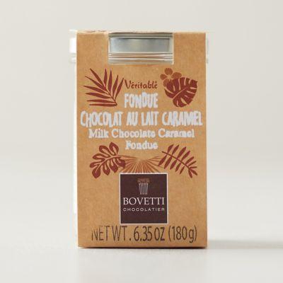 Milk Chocolate Caramel Fondue Mix