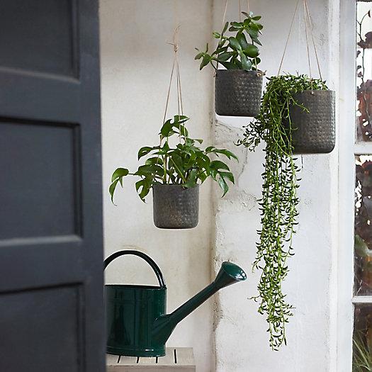 View larger image of Hanging Metal Pot