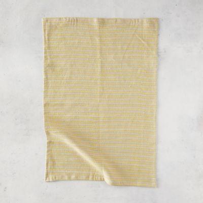 Ripples Linen Dish Towel