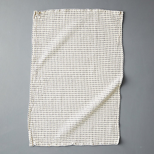 View larger image of Waffle Weave Cotton Dish Towel