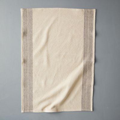 Stripe Edge Cotton Dish Towel