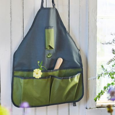 Canvas Three Pocket Apron