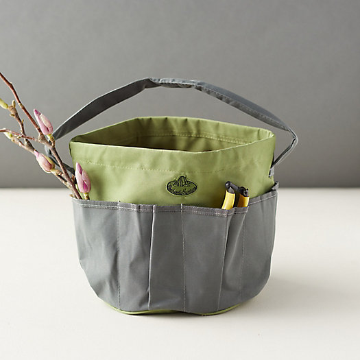 View larger image of Canvas Garden Utility Bucket Bag