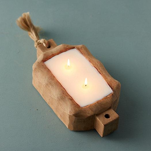 View larger image of Himalayan Driftwood Candle, Grapefruit Pine