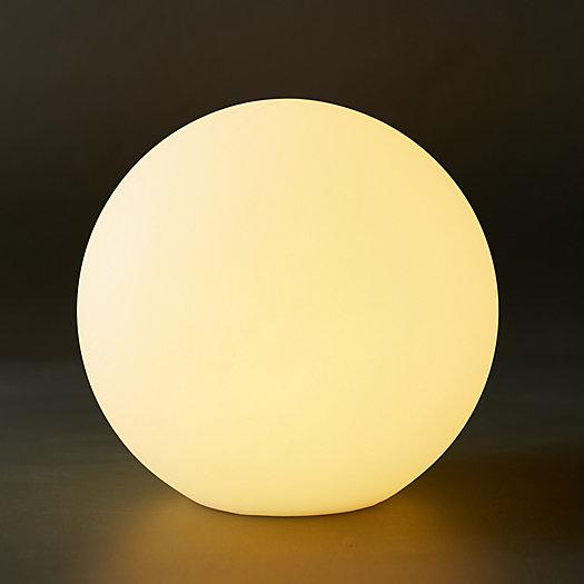 View larger image of LED Globe Lantern