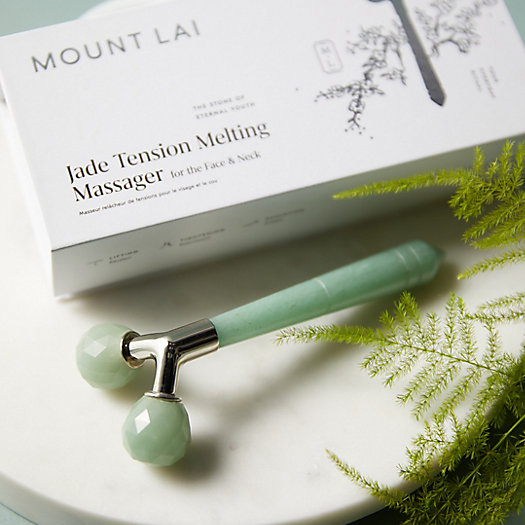 View larger image of Jade Tension Melting Massage Tool