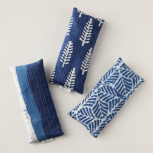 View larger image of Lavender Eye Pillow, Indigo Palms