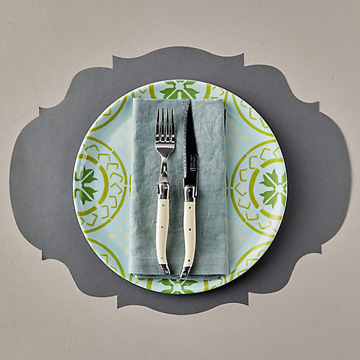 View larger image of French Bistro Paper Placemats, Set of 12