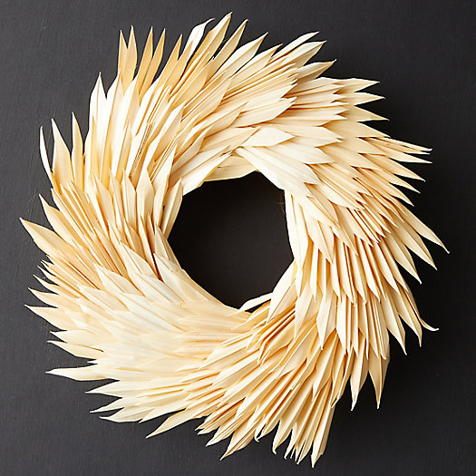 View larger image of Preserved Sun Palm Wreath