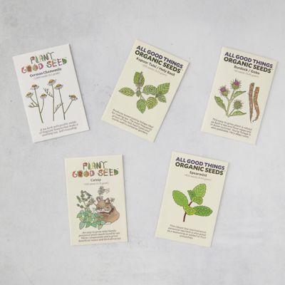 Herbal Tea Seeds, 5 Packets