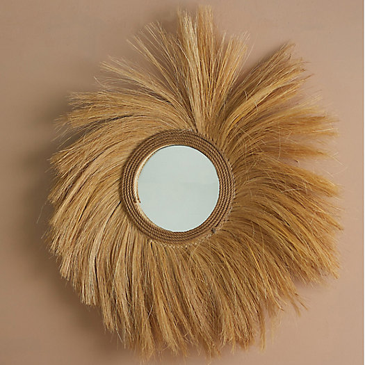 View larger image of Sea Grass Wall Mirror