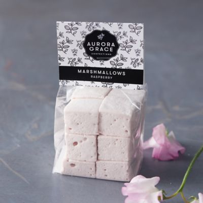 Raspberry Marshmallows, Set of 12
