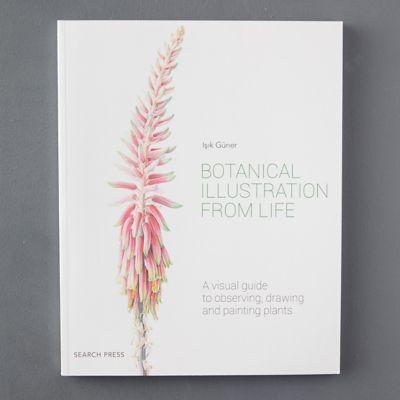 RHS Botanical Illustration From Life