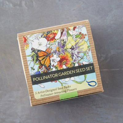 Pollinator Garden Seed Set