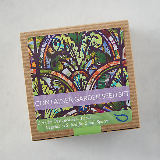 View larger image of Hudson Valley Container Garden Seed Collection