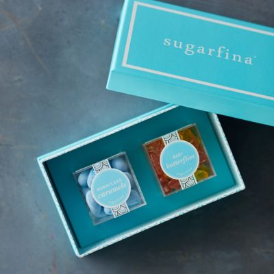 Sugarfina Easter Gummy Butterflies + Caramels Set