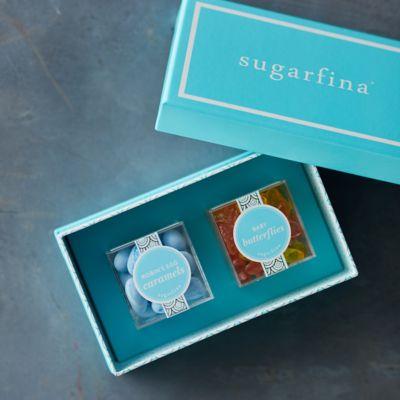 Sugarfina Easter Gummy Butterflies + Caramels Set
