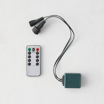Remote Control for Connectable Light Strings