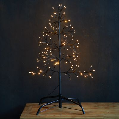 LED Branch Tabletop Tree