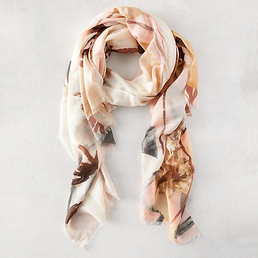 View larger image of Sunset Wildflowers Scarf