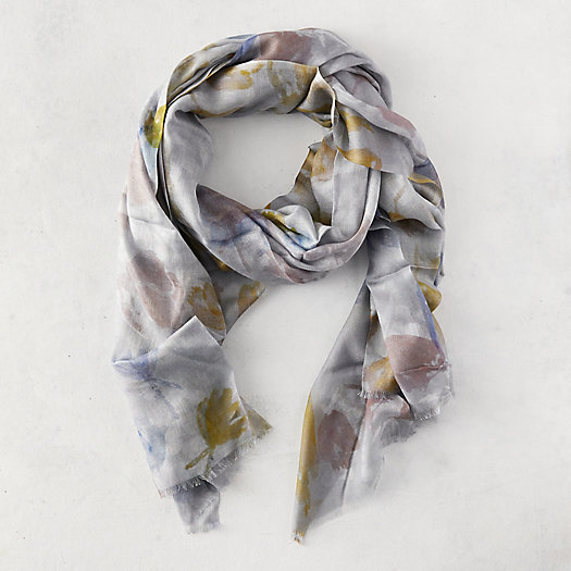 View larger image of Watercolor Tulips Scarf