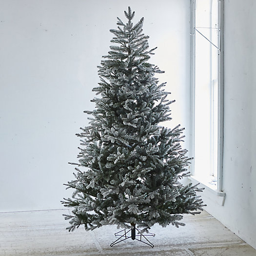 View larger image of Snowy Faux Fraser Fir