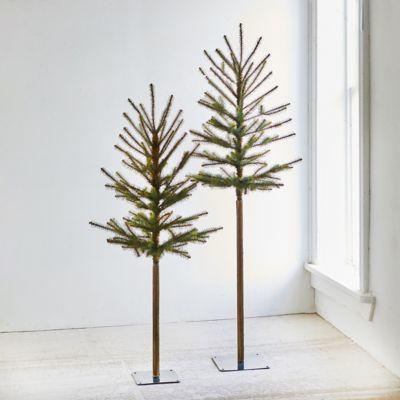 Faux Lodgepole Pine Tree
