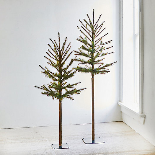 View larger image of Faux Lodgepole Pine Tree