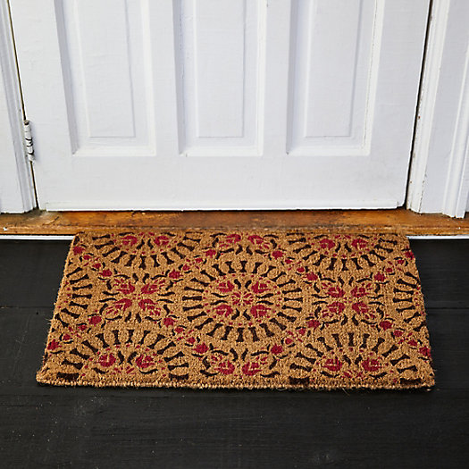 View larger image of Floral Burst Doormat