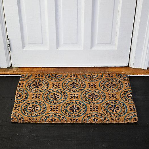 View larger image of Geo Tile Doormat
