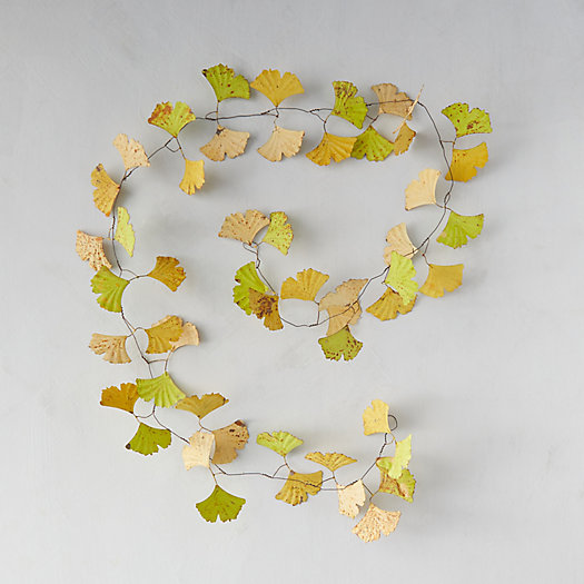 View larger image of Ginkgo Iron Garland